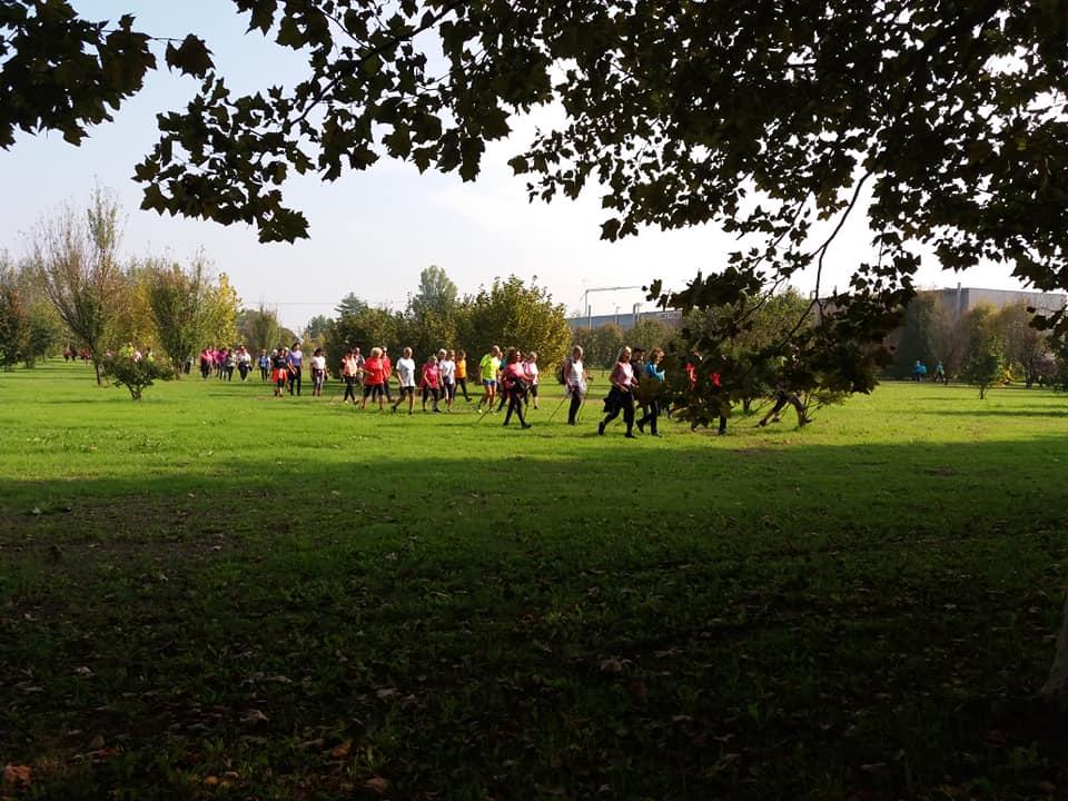 Ottobre Rosa: ecco l'iniziativa dell'Asd. Mondo Nordic Walking