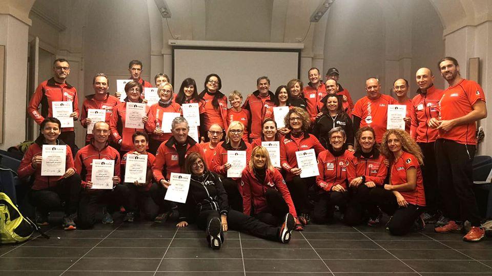 Corso Nordic Walking e Riabilitazione Oncologica Cuneo 23 e 24 Novembre 2019