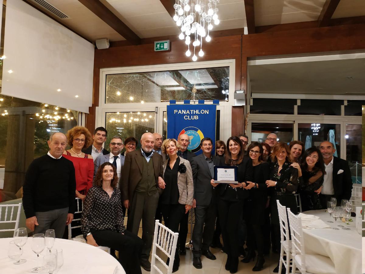 """Tre Asd promuoventi il Nordic Walking, operanti a Macerata hanno ricevuto il premio """"fair play 2019"""""""