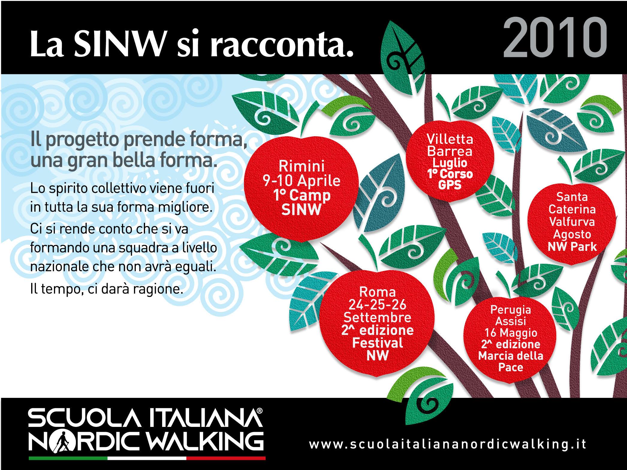 La SINW si racconta: 2010