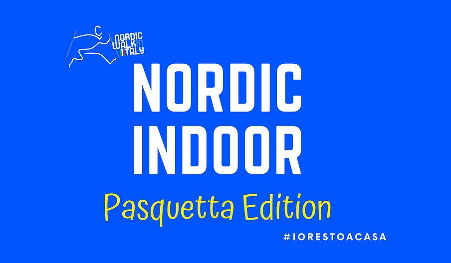 Lunedì 13 aprile 2020 vivi una Pasquetta alternativa col Nordic Indoor
