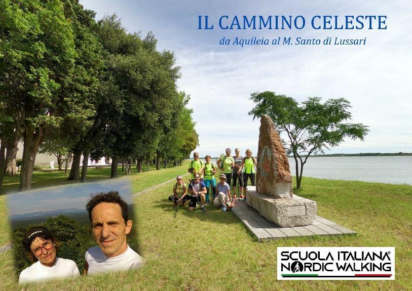 """Dal 1 al 9 settembre in Friuli Venezia Giulia, il """"Cammino Celeste"""""""