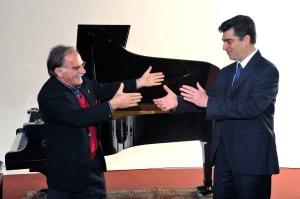 Fausto Di Cesare e Alfonso Lombardi