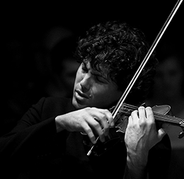 Francesco Senese violino