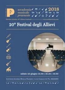 saggi: festival giugno 2018 roma