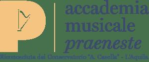 Logo scuola di musica: Accademia Musicale Praeneste