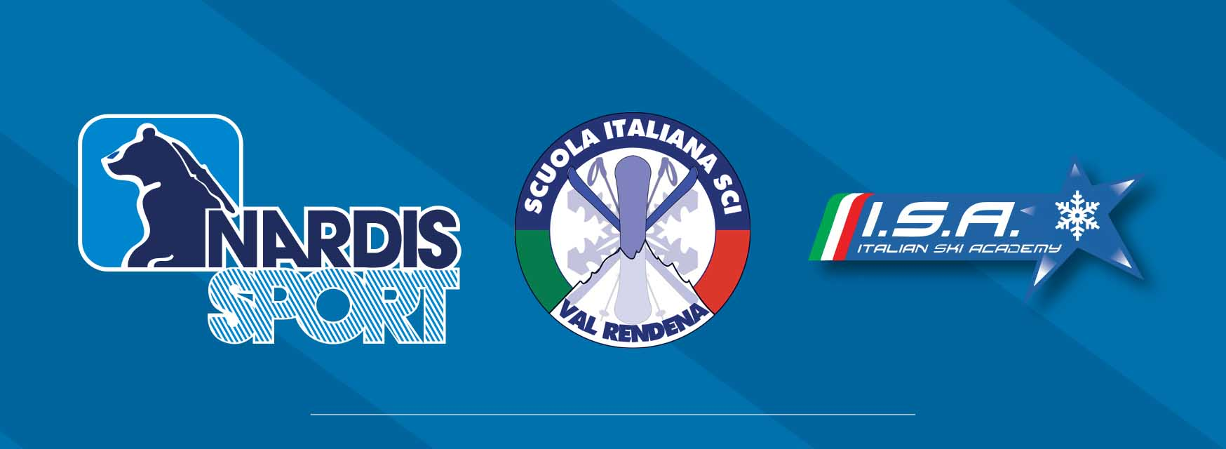 Inauguration of the Italian ski school Val Rendena