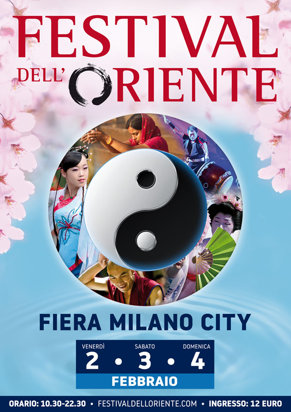 Festival dell'Oriente Milano 2018
