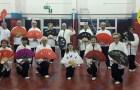 Foto – Stage su Qi Gong dell'Orso e Forma 16 di Ventaglio