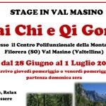 Manifesto Val Masino Tai Chi Chuan2018