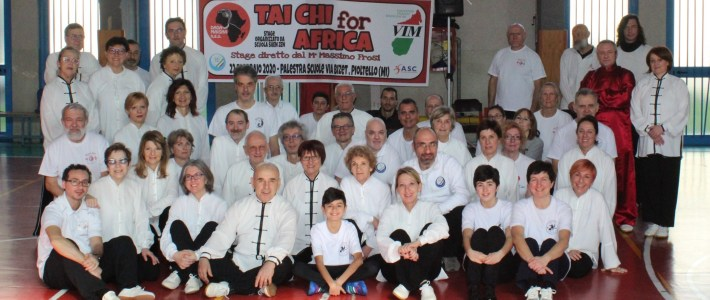 Tai Chi For Africa – foto!