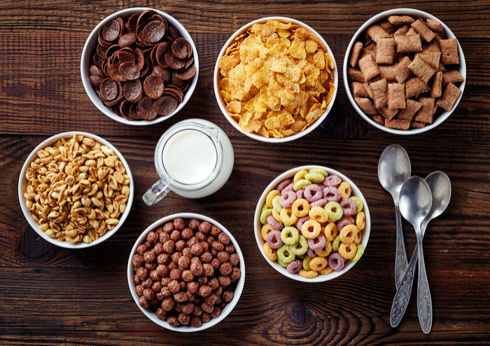 The harms of cereal