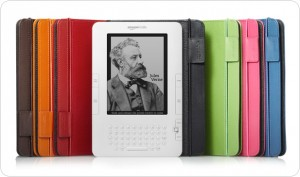 Win an Amazon Kindle from Scurich Insurance