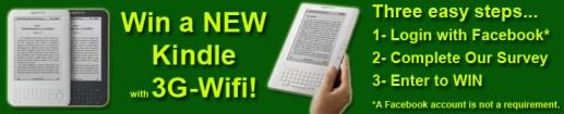 Enter Our Kindle Promotion!