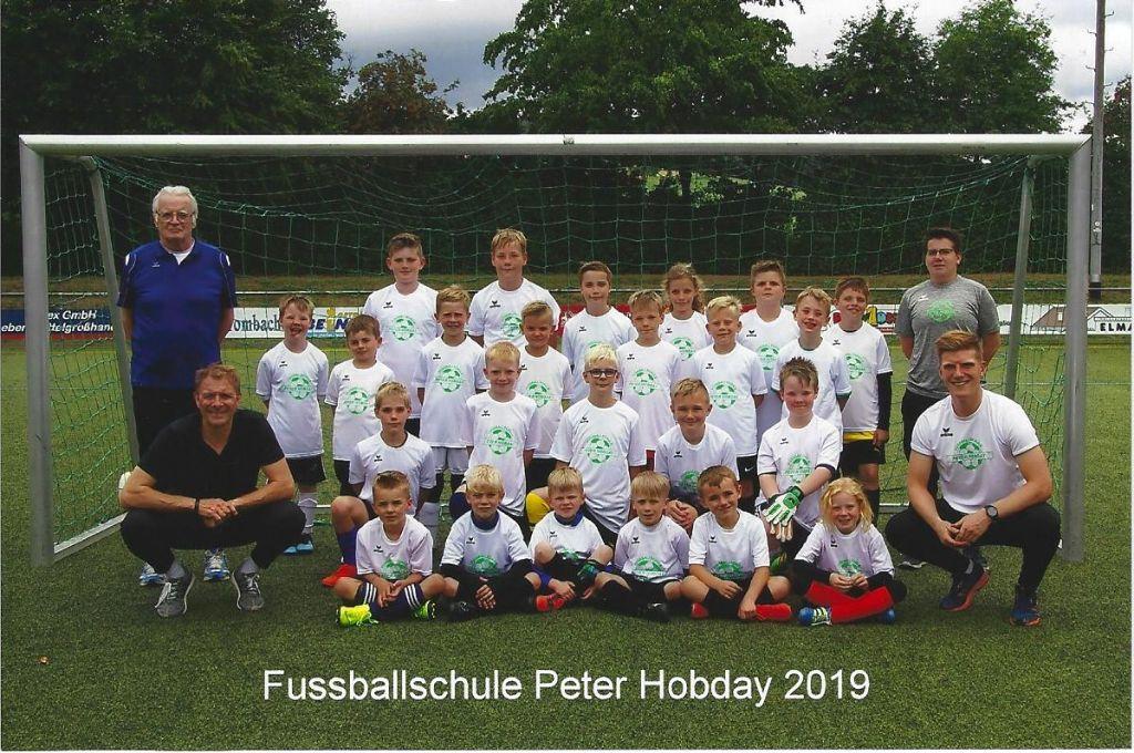 Fußball-Feriencamp Neuenbeken