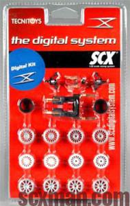 Kit digitalizador Scalextric
