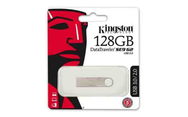 Kingston USB stick 3.0 128GB kopen?