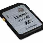 Kingston SDHC 32GB geheugenkaart class 10 kopen?