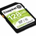 Kingston SDXC 128GB Canvas Select Geheugenkaart kopen?