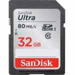 SanDisk SDHC 32GB geheugenkaart kopen?
