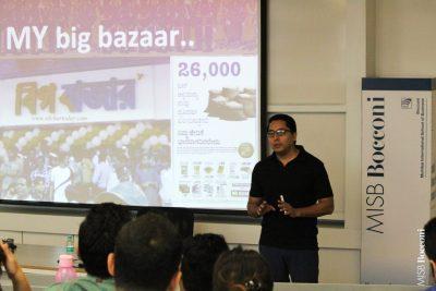 Vishal KapoorChief Design Officer (group) & Concept Business Head