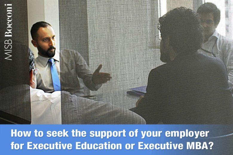 Executive-MBA-In-Mumbai- seek-Employer-support