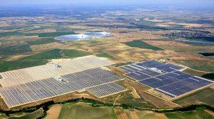 Solnova Solar Plant - Spain