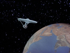 Star Trek depiction of Earth