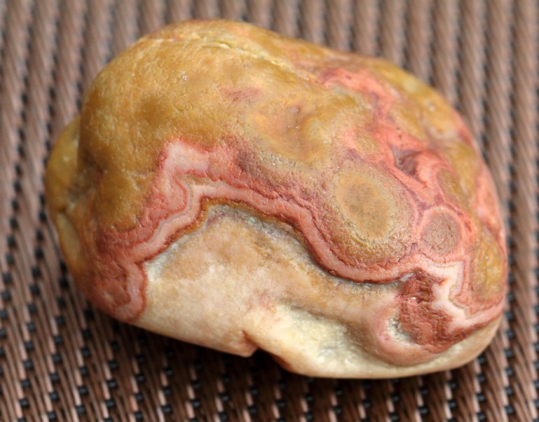 Fairburn Agate - South Dakota