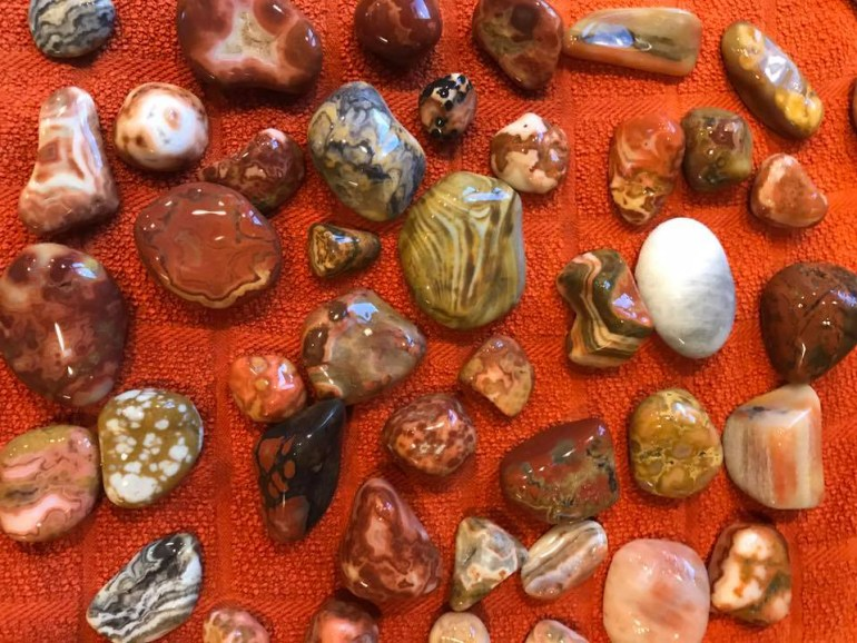 South Dakota Agates and Jaspers