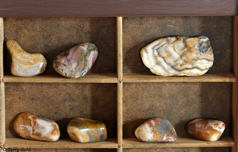 Miscellaneous Prairie Agates - South Dakota Rockhound