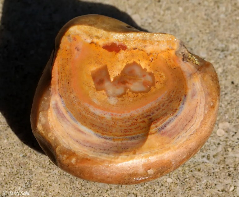 Banded Agate - South Dakota