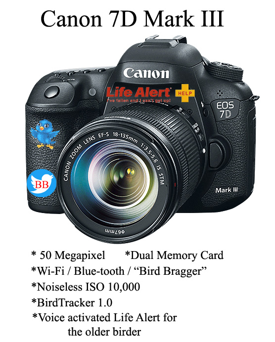 Canon EOS 7D Mark III Mockup