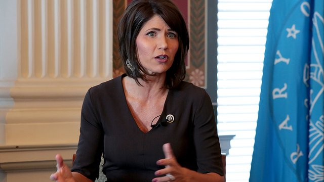 Kristi Noem - Architect of SDakota's Misguided Bounty Program