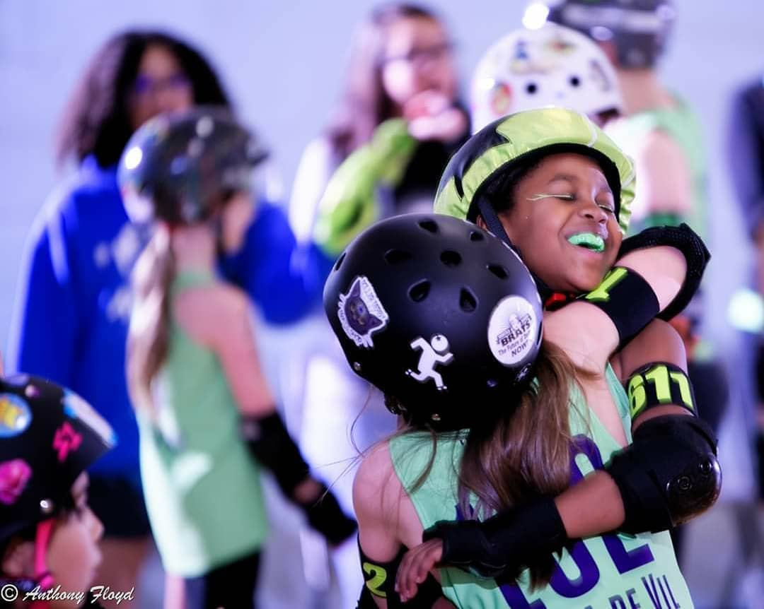 Thank You for Supporting Junior Roller Derby at Seattle Derby Brats