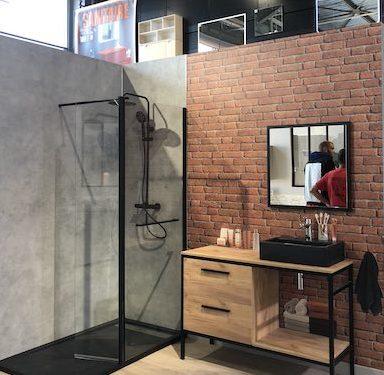 anatomie du rayon salle de bains du