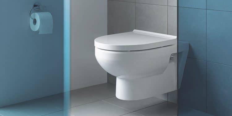 quelle hauteur pour un wc suspendu ou