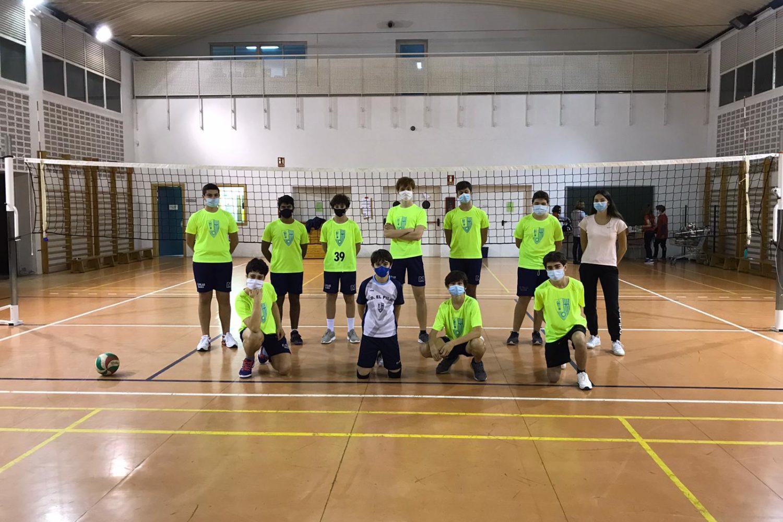 cadete volley