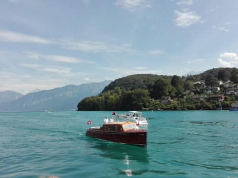 Lake Thun Water Sports