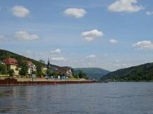 Přívozem v Bad Schandau