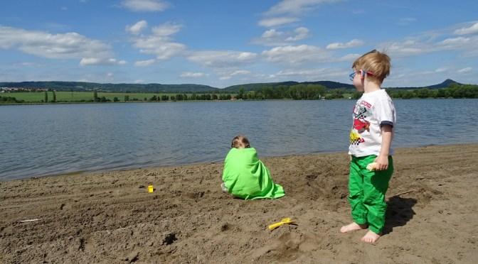 Úštěk- historie, koupání a zábava s dětmi v okolí Prahy
