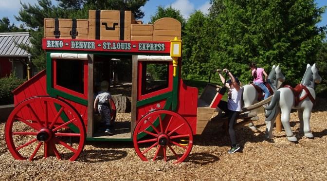 Playmobilfunpark a další výlety s dětmi v okolí