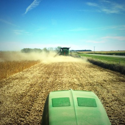 We Were Rolling With Soybeans