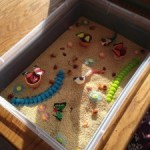Mommy Mondays: Sensory Bins