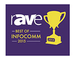 Rave - Best of Infocomm 2015