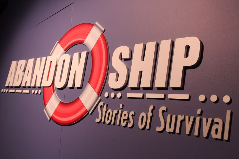 Abandon Ship - Stories of Survival
