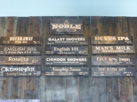 Noble Ale Works 02
