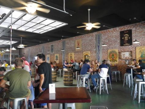 Mother Earth Brewing 04