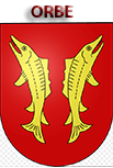 drapeau orbe