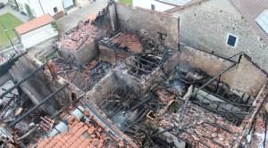 ARNEX-SUR-ORBE – Incendie du 13.05.2018